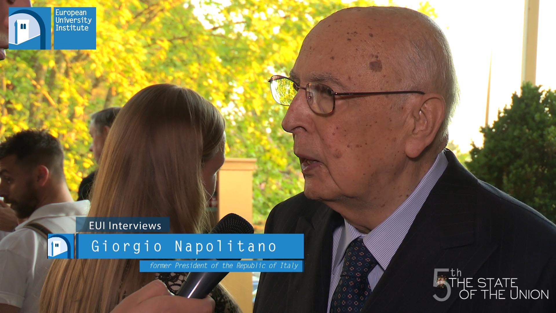 ForgetMe Not Media - Interview Napolitano