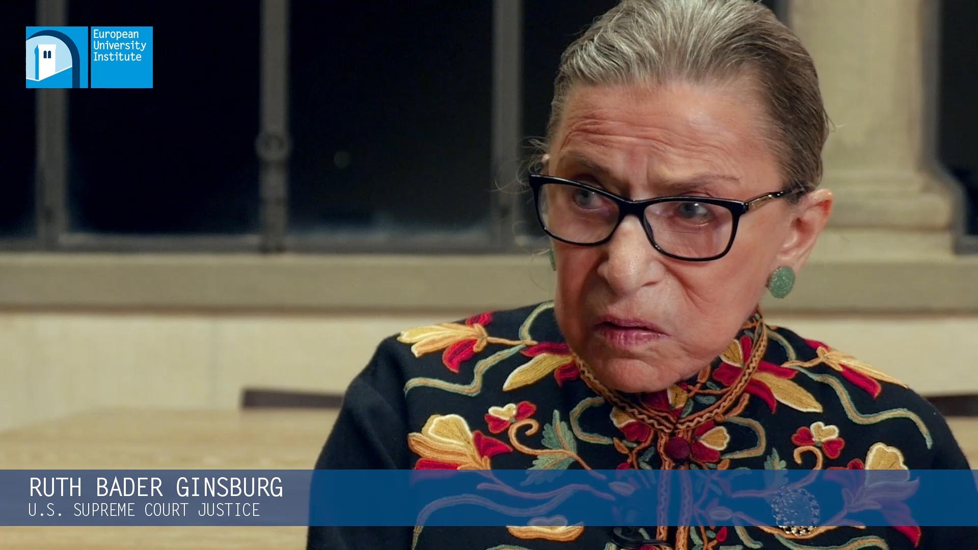 ForgetMe Not Media - Interview Ruth Bader Ginsburg